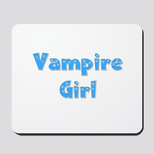 Twilight ~ Vampire Girl [BABYBLU] Mousepad